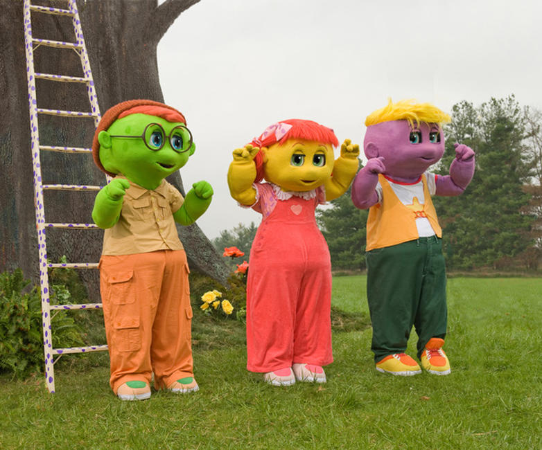 The Oogieloves in the Big Balloon Adventure Photos + Posters