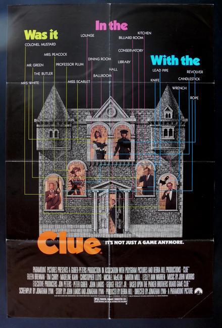 Clue / Nuns On The Run Photos + Posters