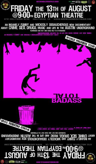 Total Badass Photos + Posters