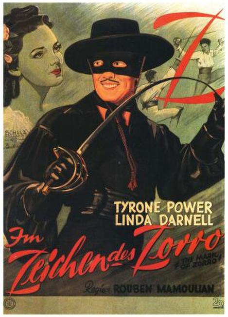 The Mark of Zorro / Sign of Zorro Photos + Posters