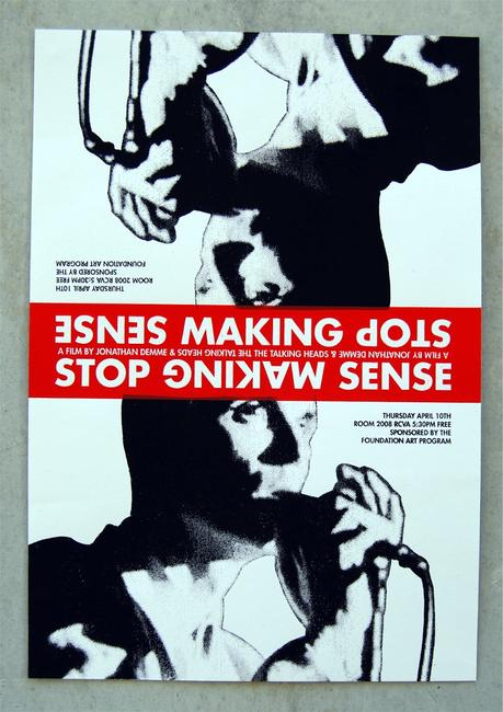 Stop Making Sense / The Last Waltz Photos + Posters