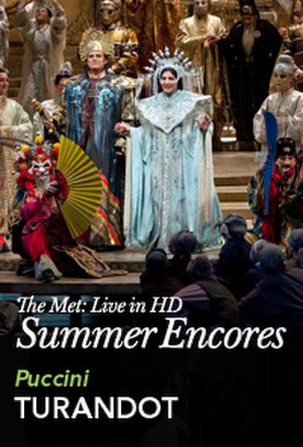 Met Summer Encore: Turandot Photos + Posters