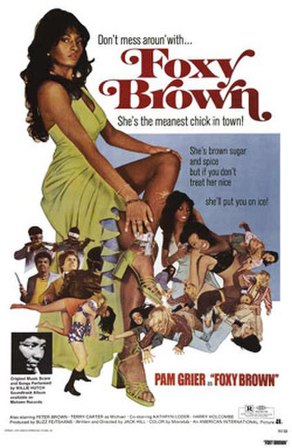 Foxy Brown / Jackie Brown Photos + Posters