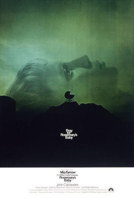 Rosemary's Baby / A Reflection of Fear Photos + Posters