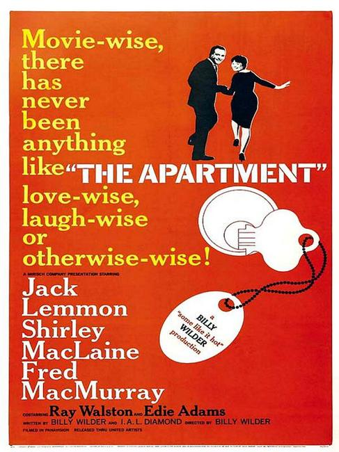 The Apartment / Irma La Douce Photos + Posters