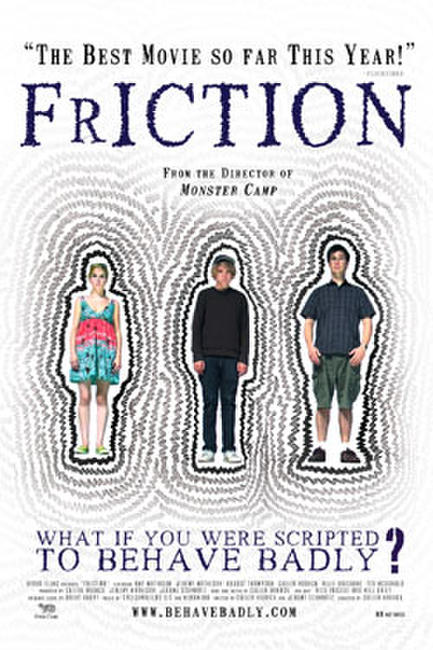 Friction Photos + Posters