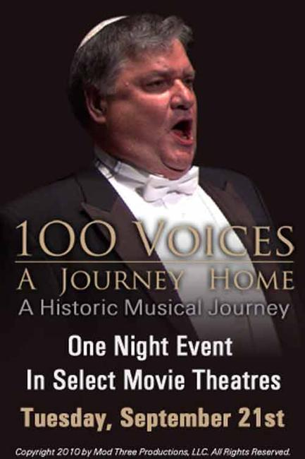100 Voices: A Journey Home Photos + Posters