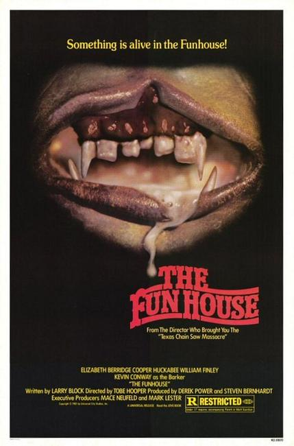 The Funhouse / Texas Chainsaw Massacre Photos + Posters