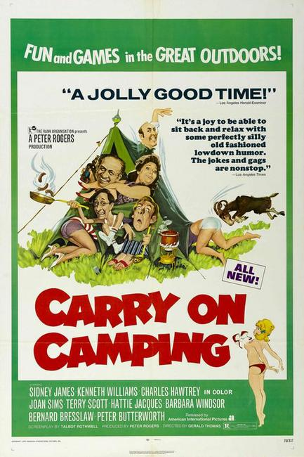 Kenneth Williams: Fantabulosa / Carry on Camping Photos + Posters