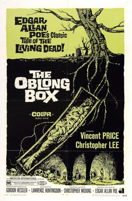 The Oblong Box / Scream and Scream Again Photos + Posters