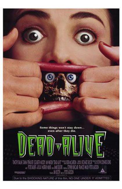Dead Alive / Cemetery Man Photos + Posters