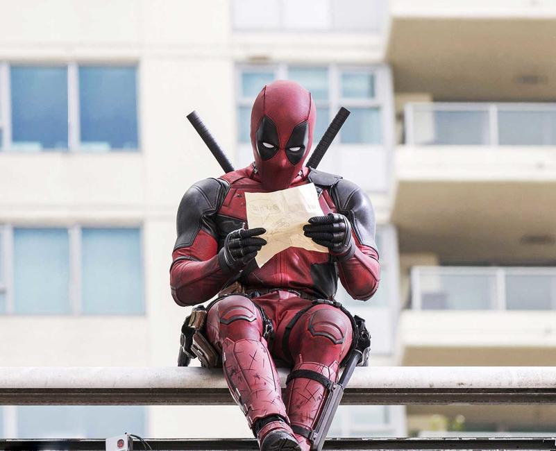 Deadpool Photos + Posters