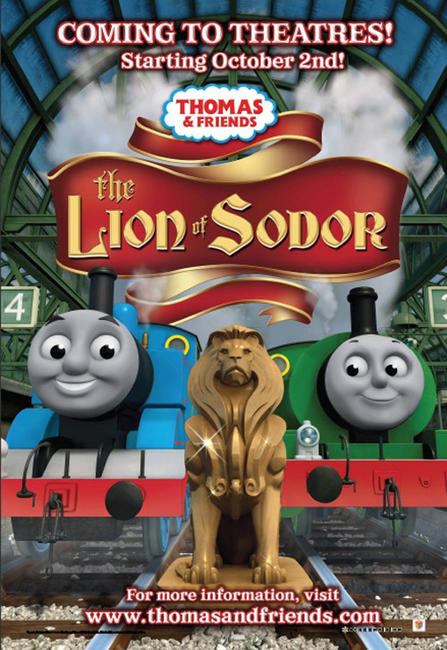 Thomas & Friends: Lion of Sodor Photos + Posters