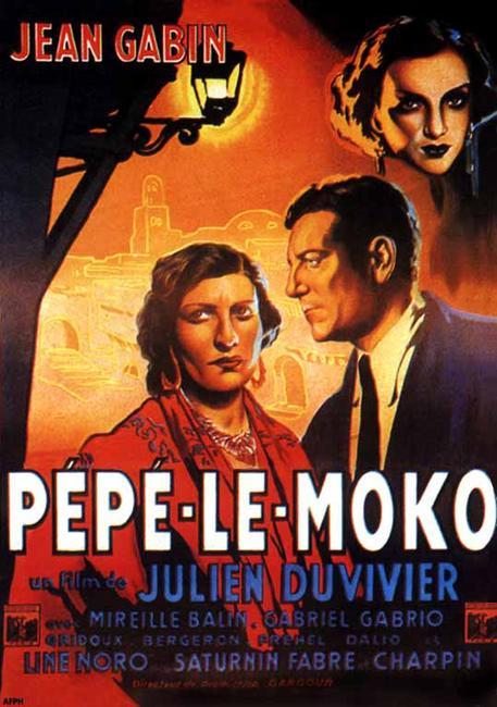 Pepe Le Moko / Quai Des Orfevres Photos + Posters