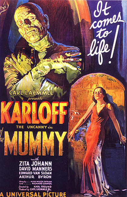 Chasing Mummies / The Mummy Photos + Posters