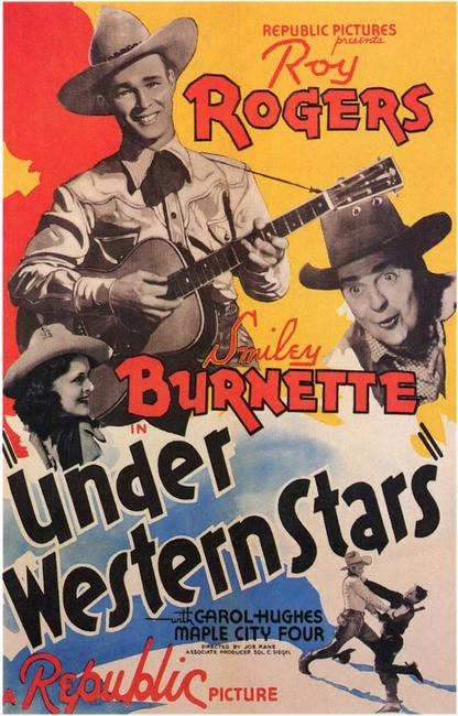 Under Western Stars / South of the Border Photos + Posters