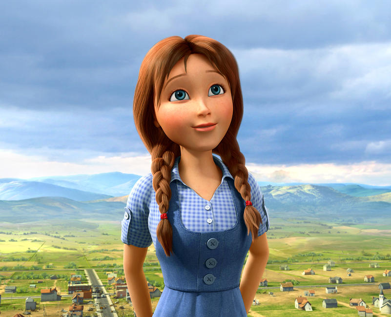 Legends of Oz: Dorothy's Return Photos + Posters