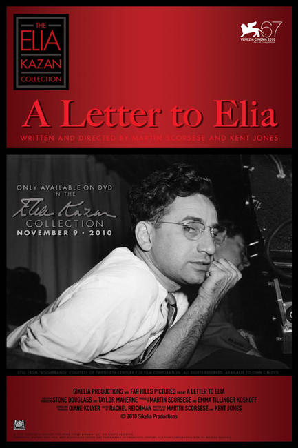 A Letter to Elia Photos + Posters