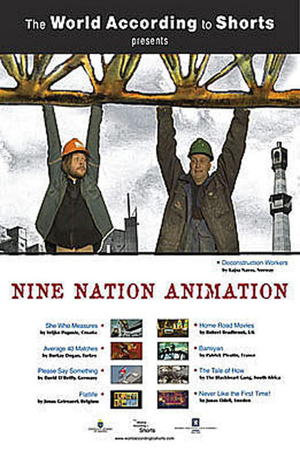 Nine Nation Animation Photos + Posters