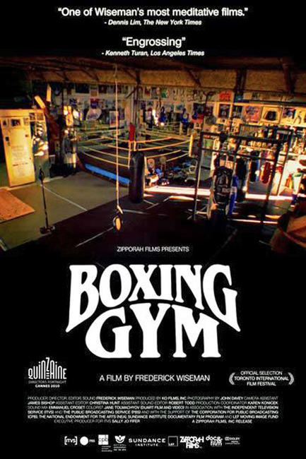 Boxing Gym Photos + Posters