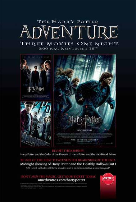The Harry Potter Adventure Photos + Posters