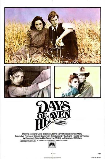 Days of Heaven/McCabe and Mrs. Miller Photos + Posters