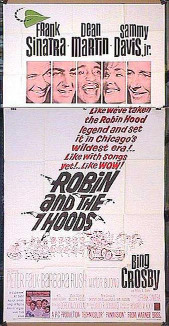 Robin and the 7 Hoods / Oceans11 Photos + Posters