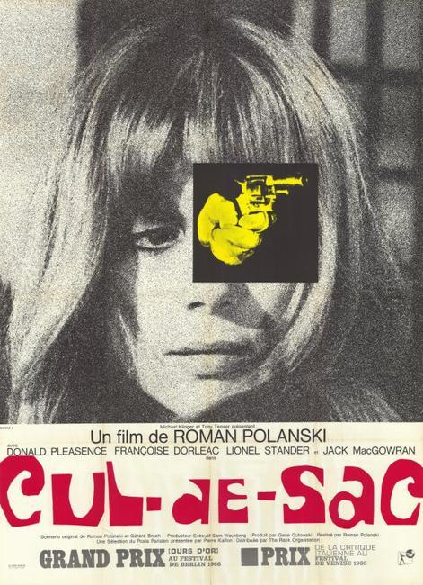 CUL-DE-SAC/THE FEARLESS VAMPIRE KILLERS Photos + Posters