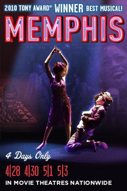 Memphis Broadway Musical Photos + Posters