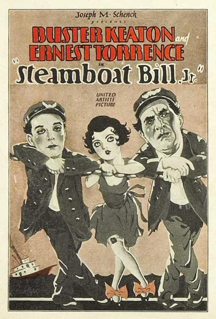 Steamboat Bill Jr./Navigator Photos + Posters