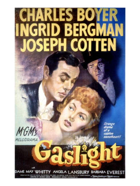 Gaslight/My Name is Julia Ross Photos + Posters