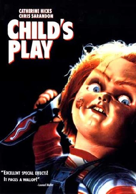 Child's Play /Fright Night Photos + Posters