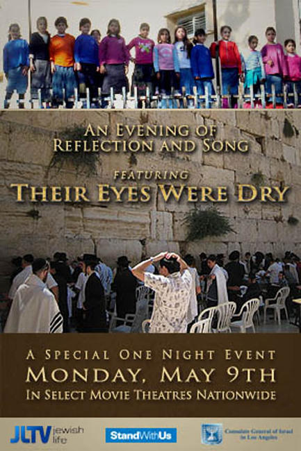 Their Eyes Were Dry Event Photos + Posters