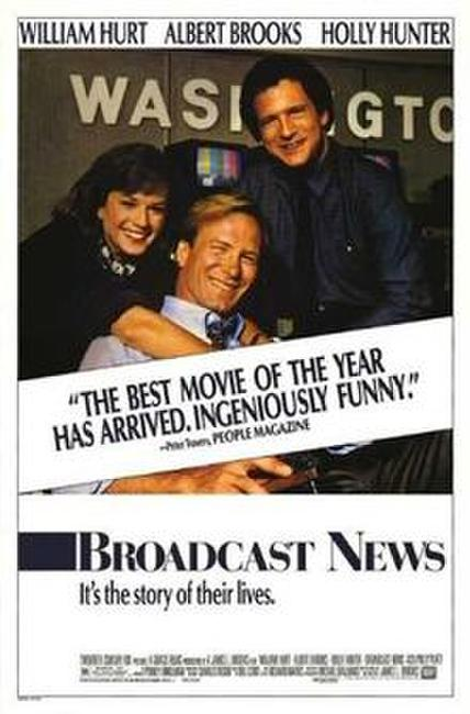 Broadcast News / Real Life Photos + Posters