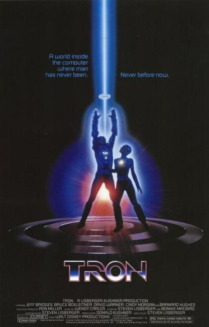 Tron/Terminator 2: Judgment Day Photos + Posters
