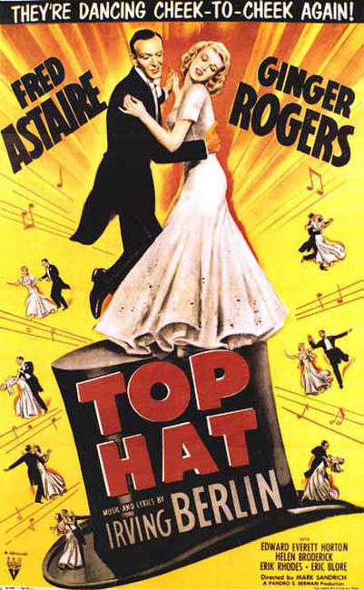 Top Hat/ Shall We Dance Photos + Posters