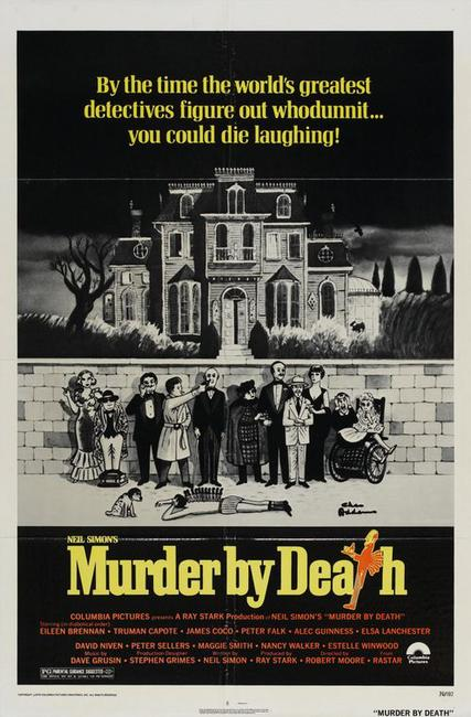 Murder By Death / The Cheap Detective Photos + Posters