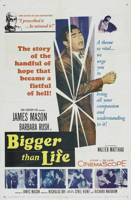 Bigger Than Life / Knock On Any Door Photos + Posters