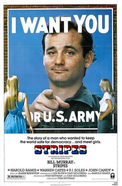 Stripes/Caddyshack Photos + Posters