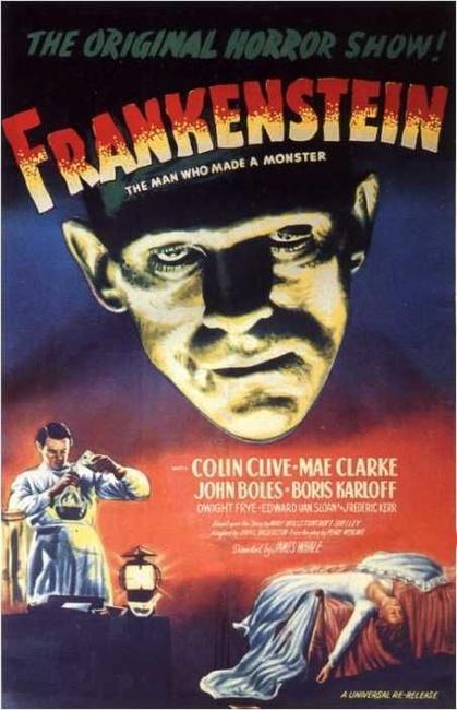 Frankenstein/Bride of Frankenstein/Son of Frankenstein Photos + Posters