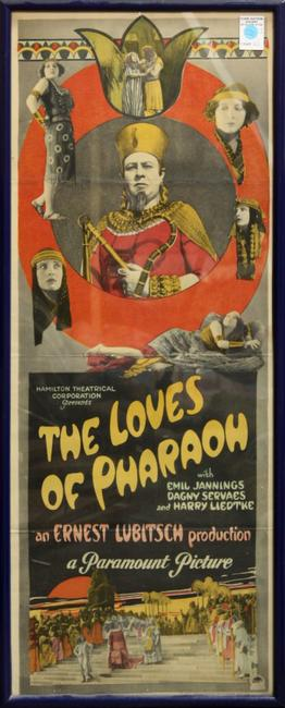 Loves of Pharaoh Photos + Posters