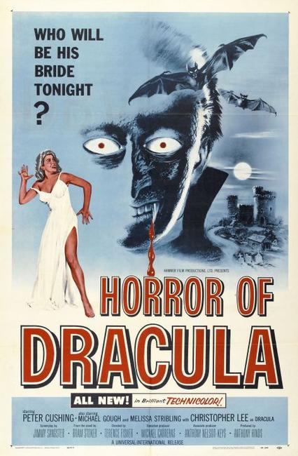 Horror of Dracula/The Curse of the Werewolf Photos + Posters