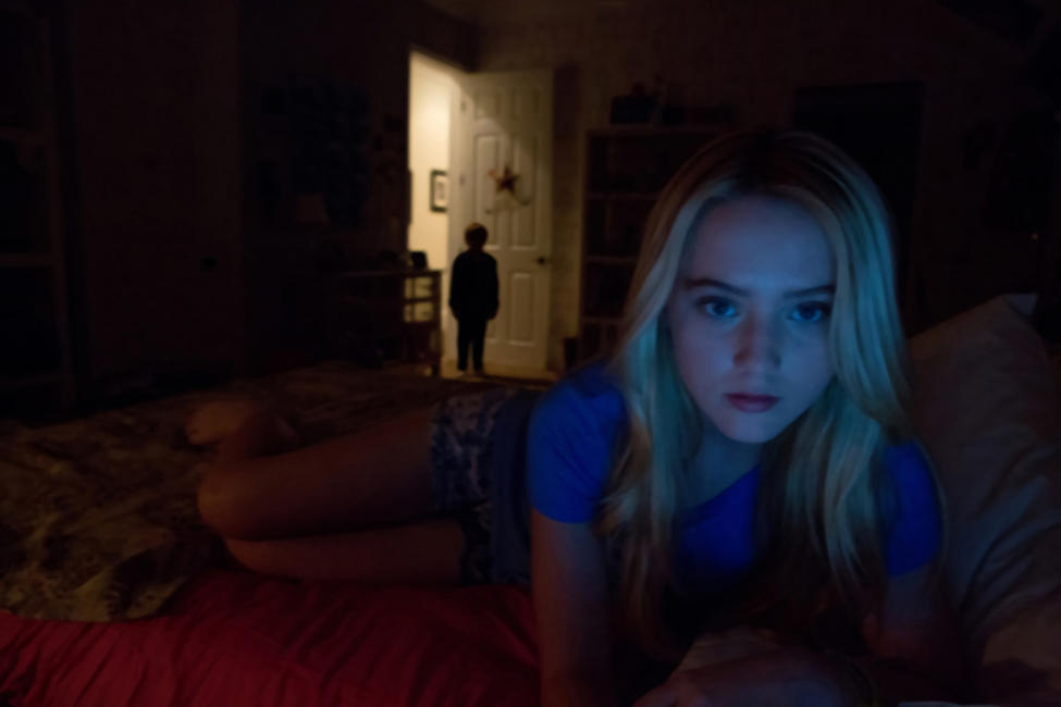 Paranormal Activity 4 Photos + Posters