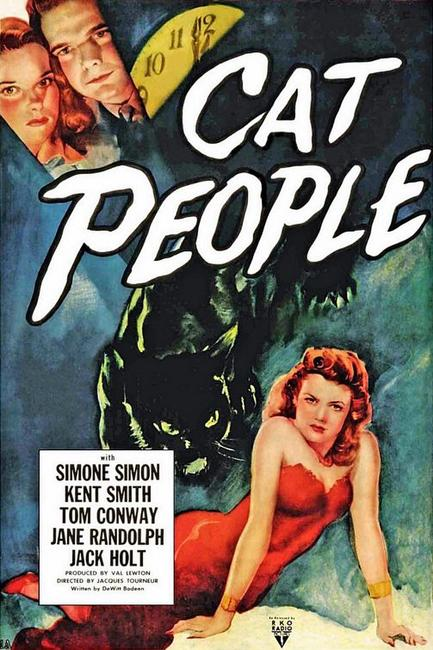 Cat People / I Walked With A Zombie Photos + Posters