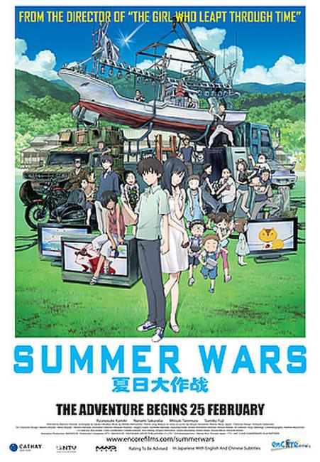 Summer Wars / Paprika Photos + Posters