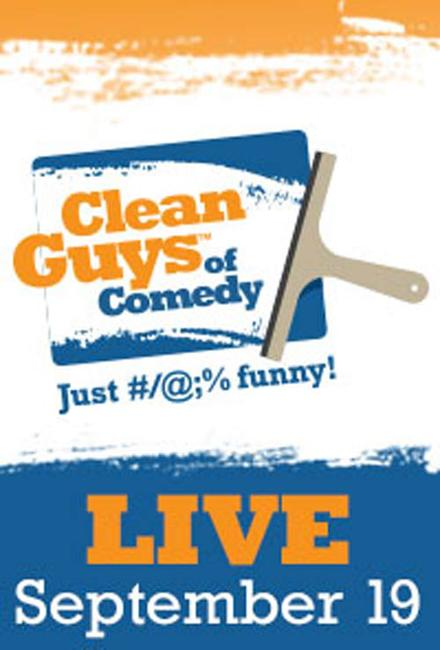 Clean Guys of Comedy Photos + Posters