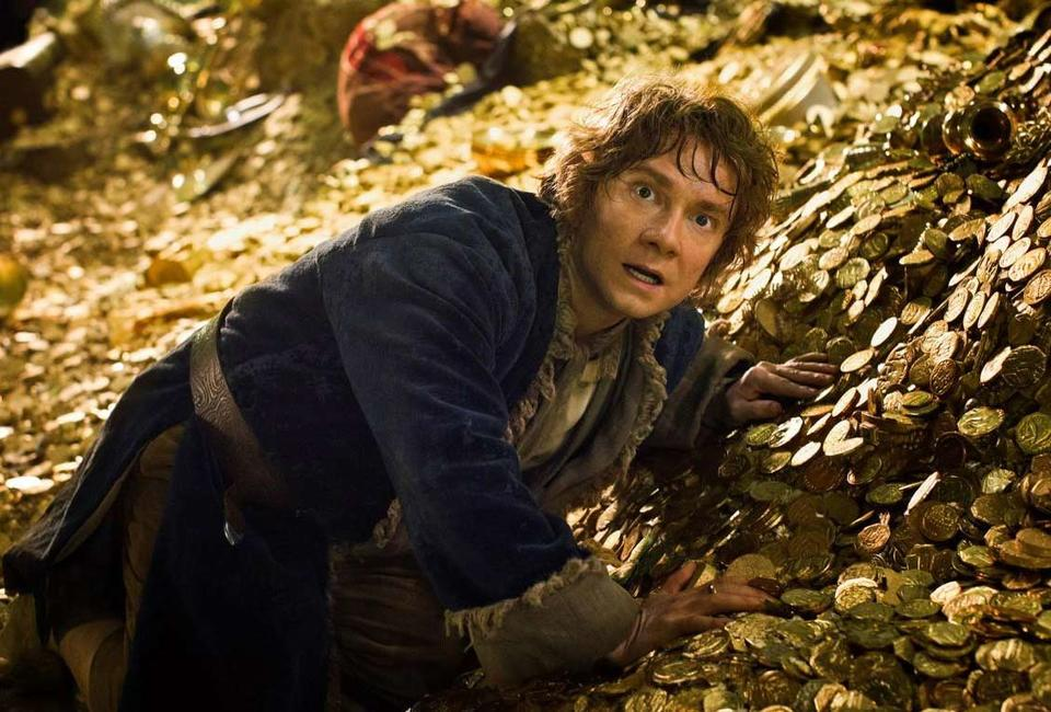 The Hobbit: The Desolation of Smaug Double Feature 3D Photos + Posters