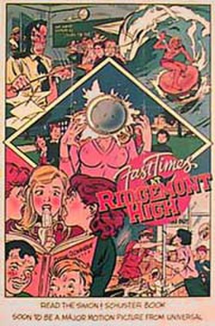 Fast Times at Ridgemont High Photos + Posters