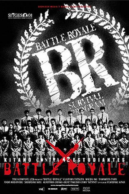 Battle Royale Photos + Posters