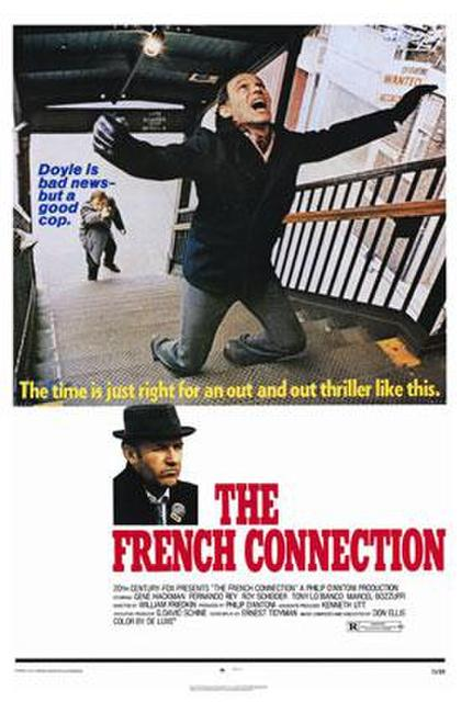 The French Connection Photos + Posters